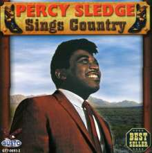 Percy Sledge: Sings Country, CD