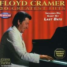 Floyd Cramer: 20 Greatest Hits, CD