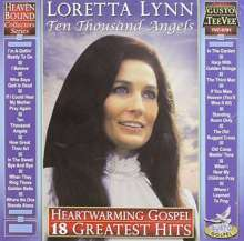 Loretta Lynn: Heartwarming Gospel: 18 Greatest Hits, CD