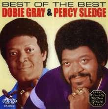 Gray Dobie & Percy Sled: Best Of The Best, CD