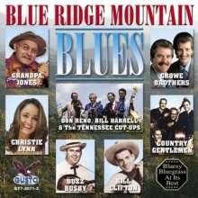 Blue Ridge Mountain Blues, CD
