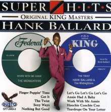 Hank Ballard: Super Hits, CD
