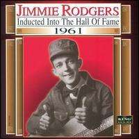 Jimmie Rodgers: Country Music Hall Of F, CD