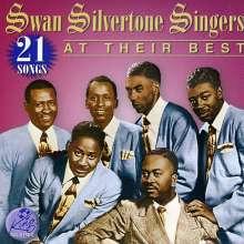 The Swan Silvertones: At Their Best-21 Songs, CD