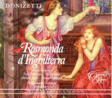 Gaetano Donizetti (1797-1848): Rosmonda d'Inghilterra, 2 CDs