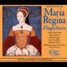 Giovanni Pacini (1796-1867): Maria,Regina d'Inghilterra, 3 CDs
