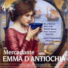 Saverio Mercadante (1795-1870): Emma d'Antiocchia, 3 CDs