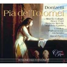 Gaetano Donizetti (1797-1848): Pia de'Tolomei, 3 CDs