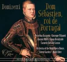 Gaetano Donizetti (1797-1848): Don Sebastiano, 3 CDs