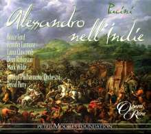 Giovanni Pacini (1796-1867): Alessandro Nell'Indie, 3 SACDs