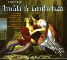 Gaetano Donizetti (1797-1848): Imelda de Lambertazzi, 2 CDs