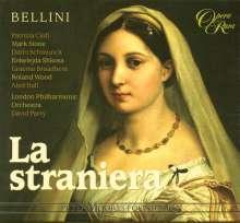 Vincenzo Bellini (1801-1835): La Straniera, 2 CDs