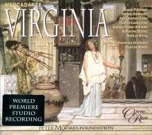 Saverio Mercadante (1795-1870): Virginia, 2 CDs