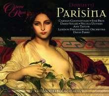 Gaetano Donizetti (1797-1848): Parisina, 3 CDs