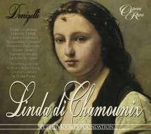 Gaetano Donizetti (1797-1848): Linda di Chamonix, 3 CDs