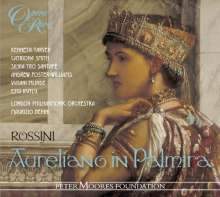 Gioacchino Rossini (1792-1868): Aureliano in Palmira, 3 CDs