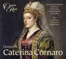 Gaetano Donizetti (1797-1848): Caterina Cornaro, 2 CDs