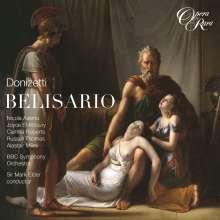 Gaetano Donizetti (1797-1848): Belisario, 2 CDs