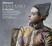 Jacques Offenbach (1819-1880): Fantasio, 2 CDs