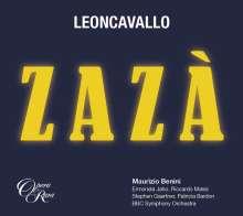 Ruggero Leoncavallo (1857-1919): Zaza, 2 CDs