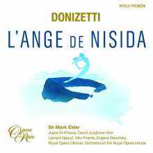Gaetano Donizetti (1797-1848): L'Ange de Nisida, 2 CDs