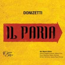 Gaetano Donizetti (1797-1848): Il Paria, 2 CDs