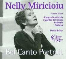 Nelly Miricioiu - Bel Canto Portrait, CD