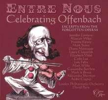 Jacques Offenbach (1819-1880): Entre Nous - Auszüge aus vergessenen Opern, 2 CDs