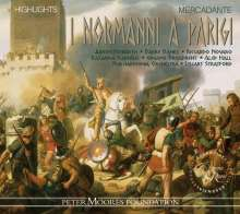 Saverio Mercadante (1795-1870): I Normanni a Parigi, CD