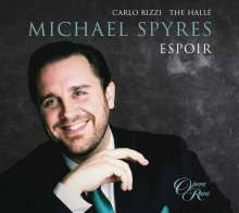 Michael Spyres - Espoir, CD