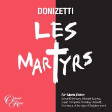 Gaetano Donizetti (1797-1848): Les Martyrs, 3 CDs