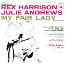 Musical: My Fair Lady (180g) (Limited Edition) (mono), LP