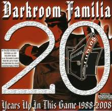 Darkroom Familia: 20 Years Up In This Game 1988-, CD