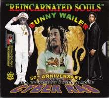 Bunny Wailer: Reincarnated Souls (3 CD + 2 DVD), 3 CDs und 2 DVDs