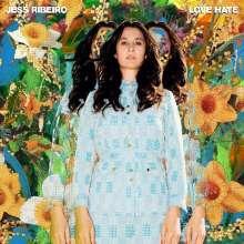 Jess Ribeiro: Love Hate (Colored Vinyl), LP