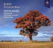 Iestyn Davies - Elegy, CD