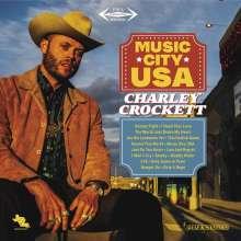 Charley Crockett: Music City USA (180g) (45 RPM), 2 LPs