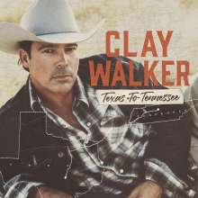 Clay Walker: Texas To Tennessee, CD