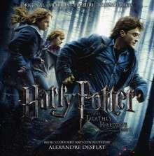 Alexandre Desplat (geb. 1961): Filmmusik: Harry Potter & Deathly Hallows, CD