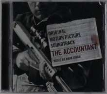 Mark Isham: Filmmusik: The Accountant - O.S.T., CD