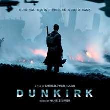 Hans Zimmer (geb. 1957): Filmmusik: Dunkirk, CD