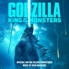 Filmmusik: Godzilla: King Of The Monsters (DT: Godzilla II: King of the Monsters), 2 CDs