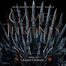 Filmmusik: Game Of Thrones: Season 8 (Music From The HBO Series) (Limited Edition), 3 LPs