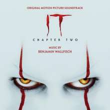 Filmmusik: It (Chapter Two) (DT: Es), 2 CDs