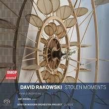David Rakowski (geb. 1958): Klavierkonzert Nr.2, Super Audio CD