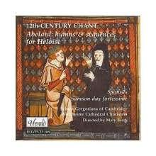 Petrus Abaelardus (1079-1142): Geistliche Gesänge, CD