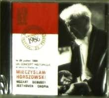 Horszowski - Le Retour a Prades 26.07.1986, CD