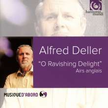 Alfred Deller solo Vol.1, CD