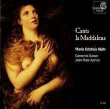 Maria Cristina Kiehr - Canta la Maddalena, CD