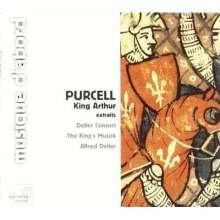 Henry Purcell (1659-1695): King Arthur (Ausz.), CD